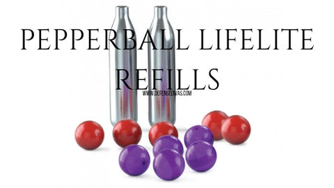 buy refill kit for pepperball lifelite pepper spray pellet self defense