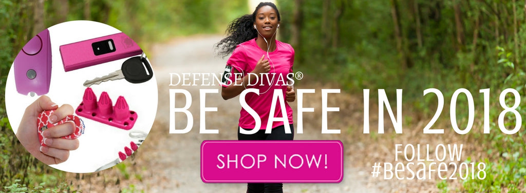 defense divas self defense products for women new safety stun guns pepper spray protection
