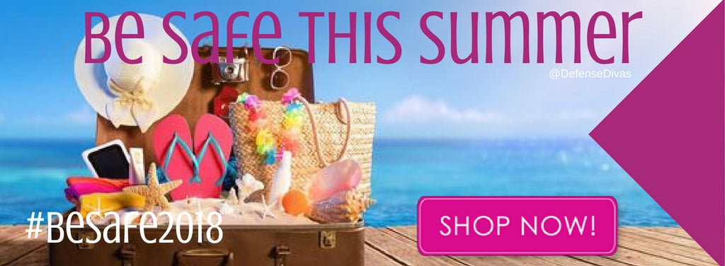 defense divas self defense products travel vacation summer safety link