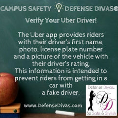 defense divas college campus safety self defense tip #25