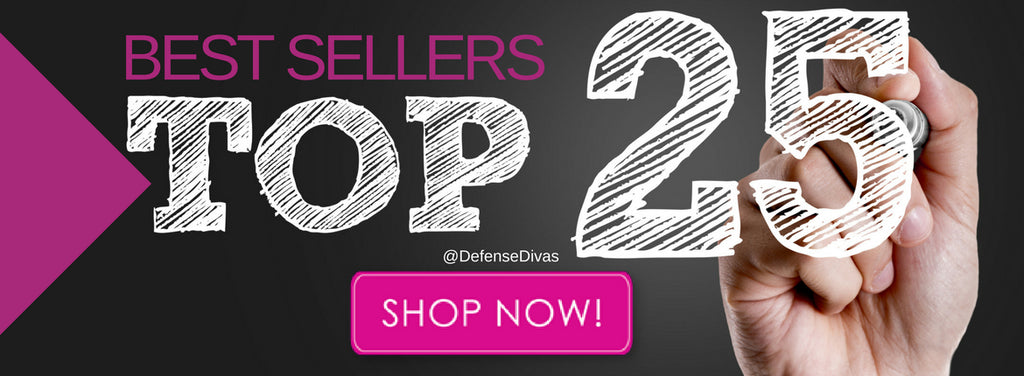 defense divas womens self defense products top 25 best sellers stun guns pepper spray mace bullet proof book bags