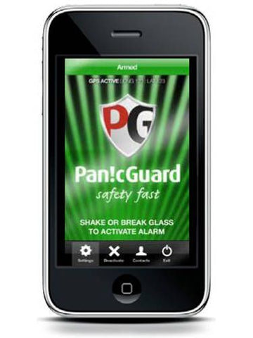 panic guard personal safety date rape prevention app