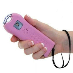 Ladies Choice pink taser womens self defense weapon 21 million volts flashlight pink stun gun