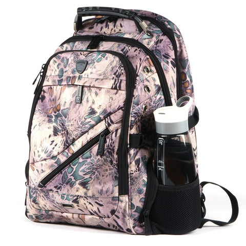 defense divas bulletproof backpack guard dog proshield II prym high country exterior pockets