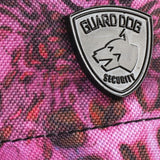 defense divas bulletproof backpack guard dog proshield II prym high country pink out camo pattern