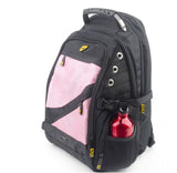 defense divas bulletproof laptop backpack guard dog proshield II pink bottle holder and cell phone case usb charge port