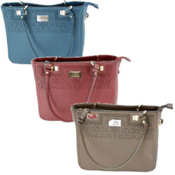 defense divas cameleon radiant leather concealed carry handbag gun purse red blue tan taupe