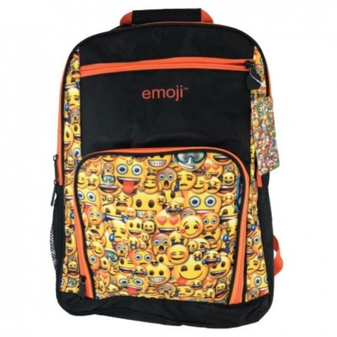 defense divas emoji smiley bulletproof backpack kevlar bookbag child school safety bullet shield EBBO