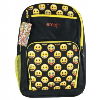 Smiley Faces Fun Print Emoji Bulletproof Ballistic Backpack