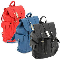 defense divas equinox cameleon concealed carry backpack ccw black red blue