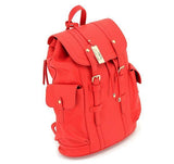 defense divas equinox camelon concealed carry backpack ccw red