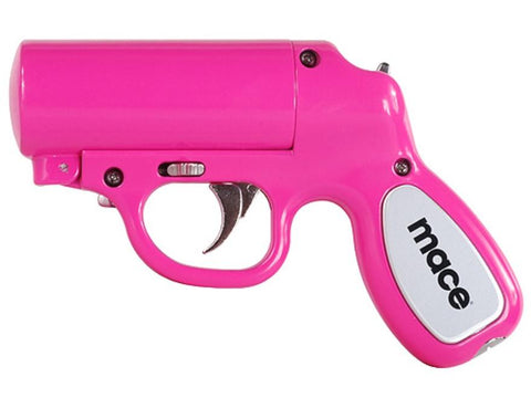 defense divas pink mace pepper gun pepper spray pistol 80404