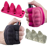defense divas runners self defense kit active lifestyle kuba kickz pepper spray glove jogging safety bundle