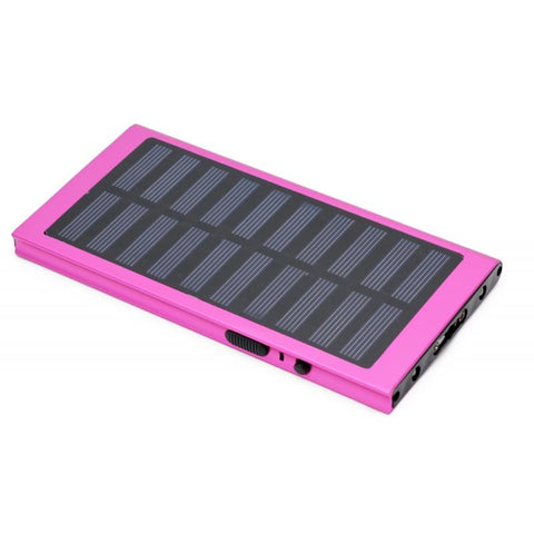 defense divas stun gun power bank usb charger combo cheetah self defense safety pink CH60PK