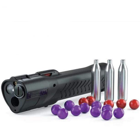 lifelite pepperball personal defense launcher self defense pepper spray refills available