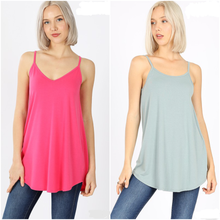 Reversible Solid Tank Top