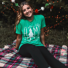 No Place Like Home For The Holidays Tee