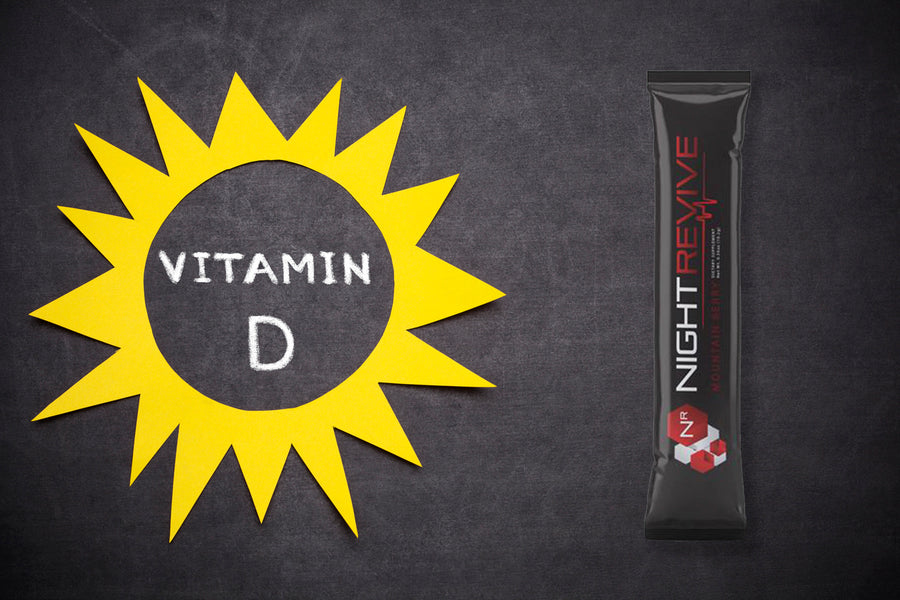 "How to Get Your ""Sunshine Vitamin"" When There's No Sunshine"