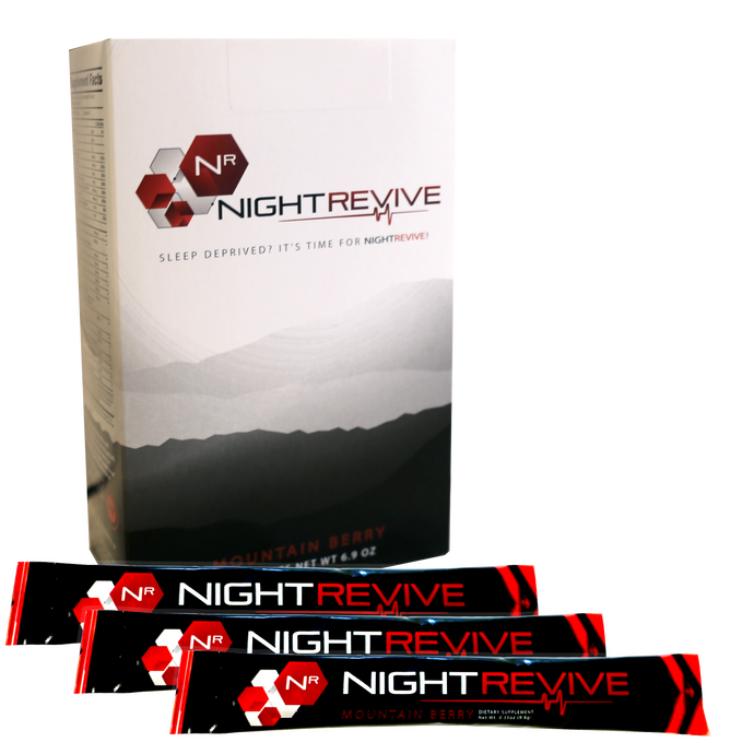 Night Revive (20 Pack Box Only)