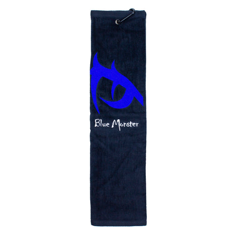 Exploded Logo Tri-Fold Towel- Eye