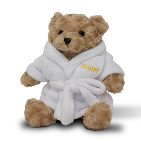 Spa Teddy Bear