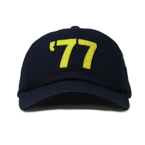 Duel in the Sun Golf Hat Navy