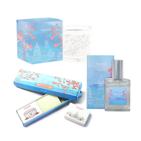 """I Pick You"" Cherry Blossom Gift Set"