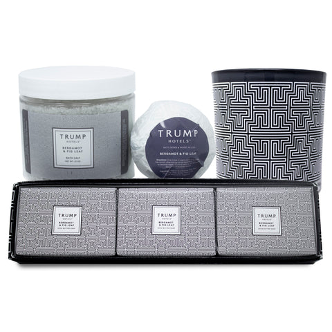 Bergamot & Fig Leaf Set