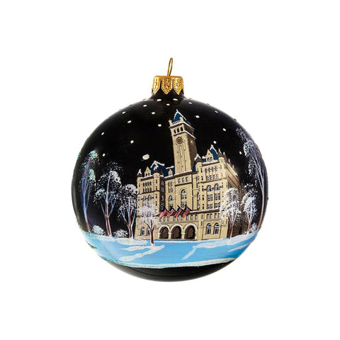 Trump International Washington DC Ball Ornament