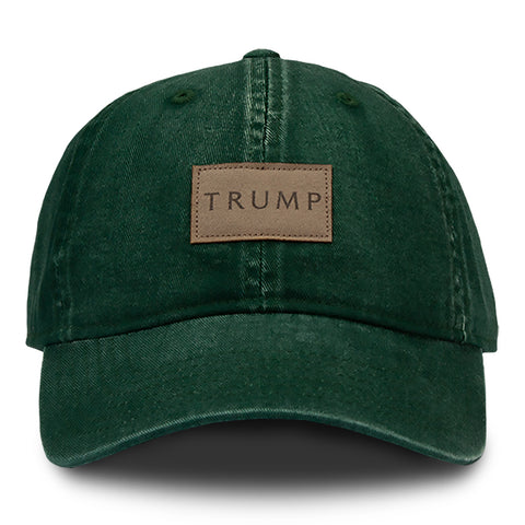 Tea Stained Solid Twill Hat