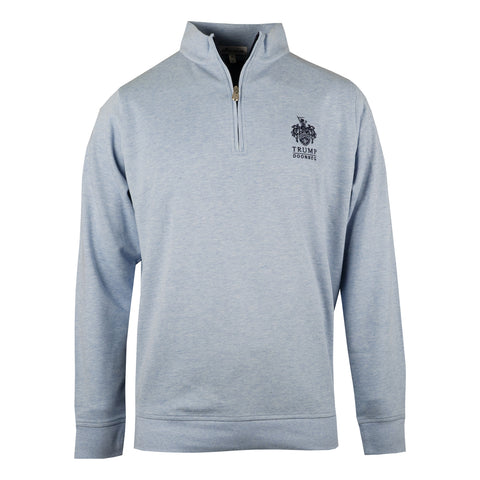 Trump Doonbeg 1/4 Zip Interlock