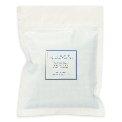 Provincial Lavender & Sandalwood Bagged Bath Salts