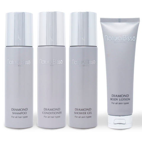 Trump Hotels Shampoo, Conditioner, Body Wash and Body Lotion