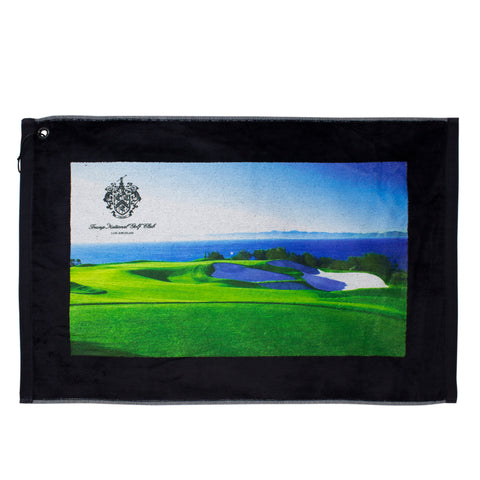 Trump Los Angeles Golf Towel