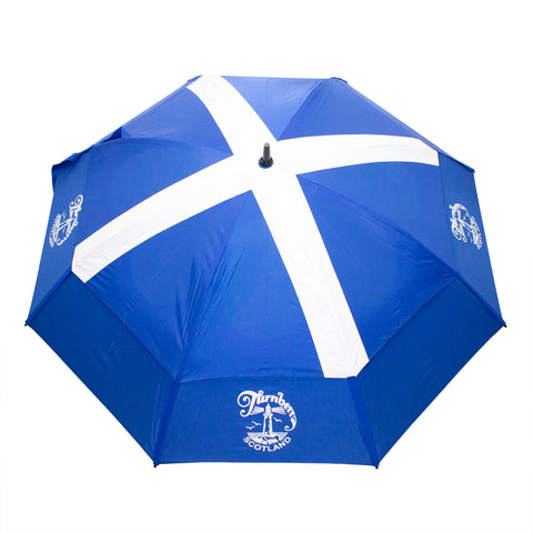 Turnberry Saltire Umbrella
