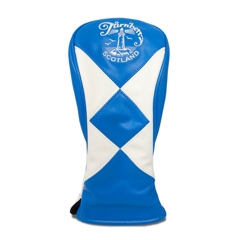 Turnberry Heritage Driver Headcover