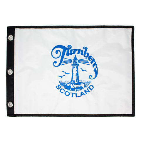 Turnberry Heritage Pin Flag