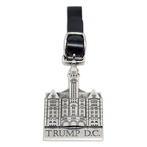 Trump Hotel Washington, D.C. Bag Tag
