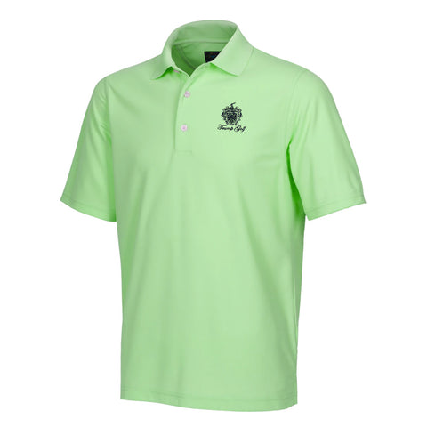 Performance Protek Solid Micro Pique Polo