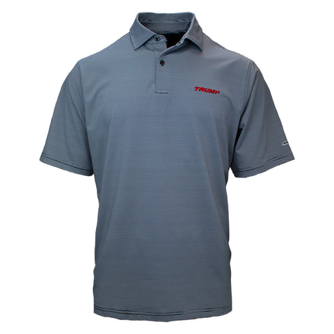 Jetsetter Classic Stripe Golf Polo