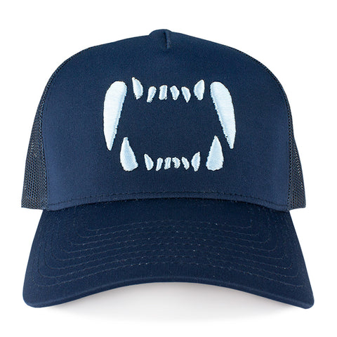 Blue Monster Hat