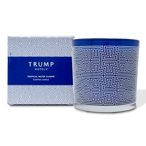 Trump Hotels Tropical Candle