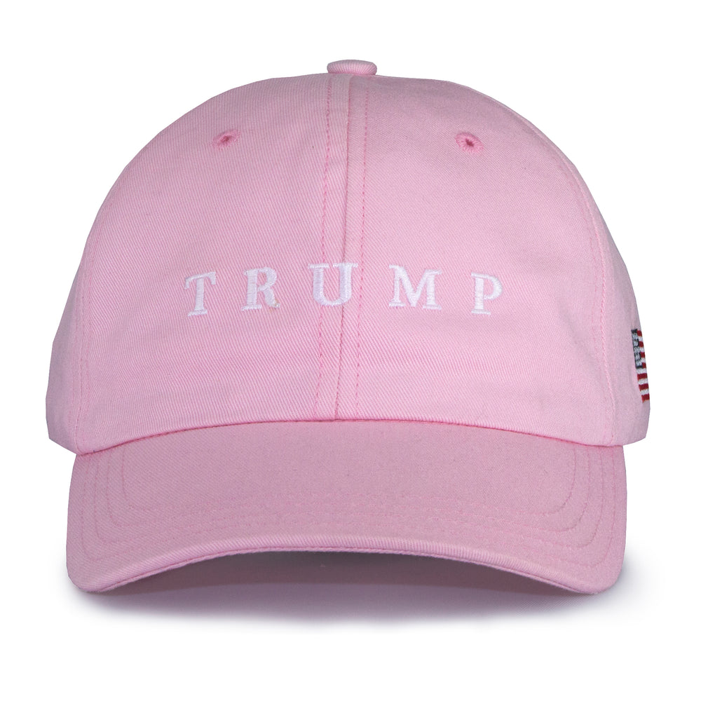 f57e0e70afd Trump Classic Baseball Cap - Pink. Tap to expand