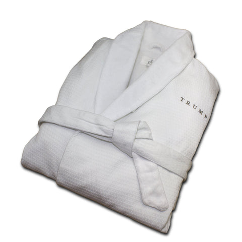 Deluxe Trump Hotel Spa Robe