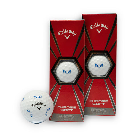 Callaway Chrome Soft Golf Ball - Set of 2 sleeves