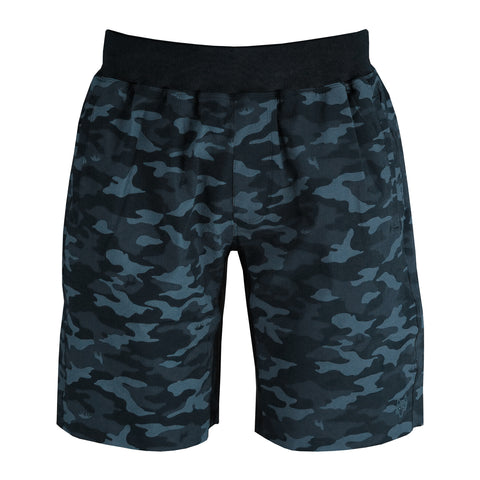 Printed Fulton Workout Short