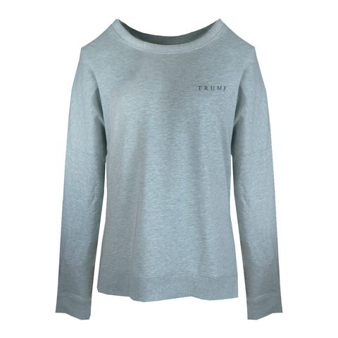 Riverwalk II Sweatshirt - Aqua Gray Heather