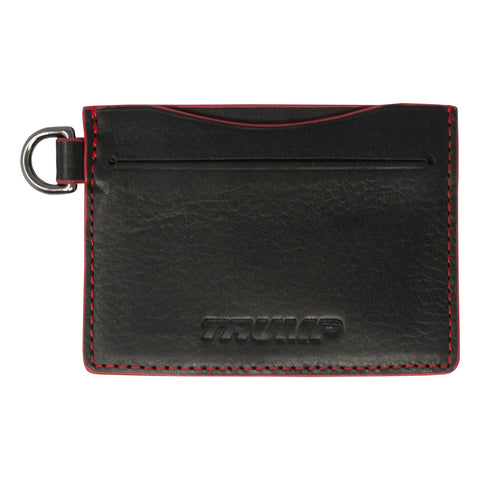 Jetsetter Leather Cardholder