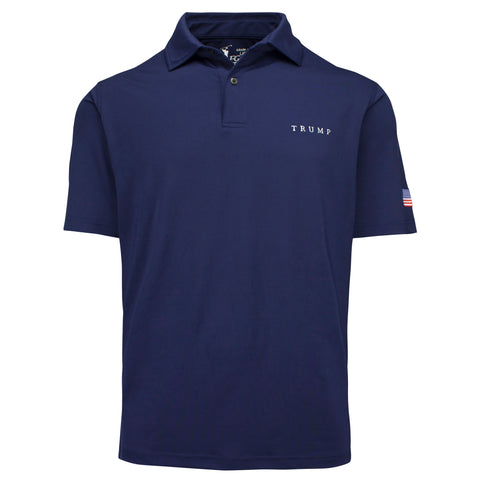 Classic Solid Tech Polo