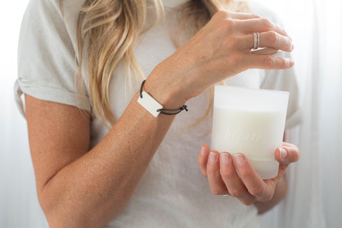 Breathe Scented Bracelet
